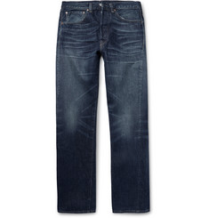 Levi's Vintage Clothing - 1947 501 Washed Selvedge Denim Jeans