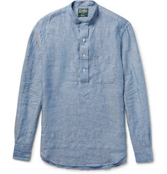 Gitman Vintage Linen-Chambray Shirt
