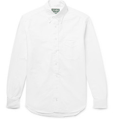 Gitman Vintage Slim-Fit Button-Down Collar Cotton Oxford Shirt