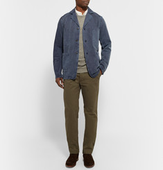 Private White V.C. Washed Cotton-Twill Jacket