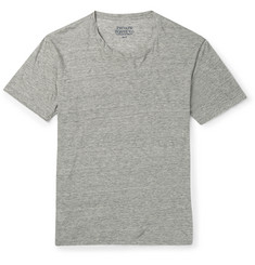 Private White V.C. Slim-Fit Mélange Cotton-Jersey T-Shirt