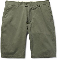 Private White V.C. Slim-Fit ECOSEAM® Cotton Chino Shorts