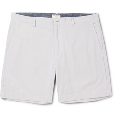 Club Monaco Baxter Cotton-Pincord Shorts
