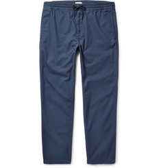 Club Monaco - Cropped Cotton-Twill Trousers
