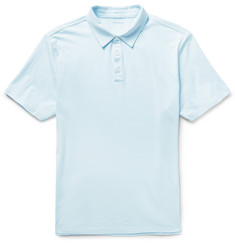 Club Monaco Cotton-Jersey Polo Shirt