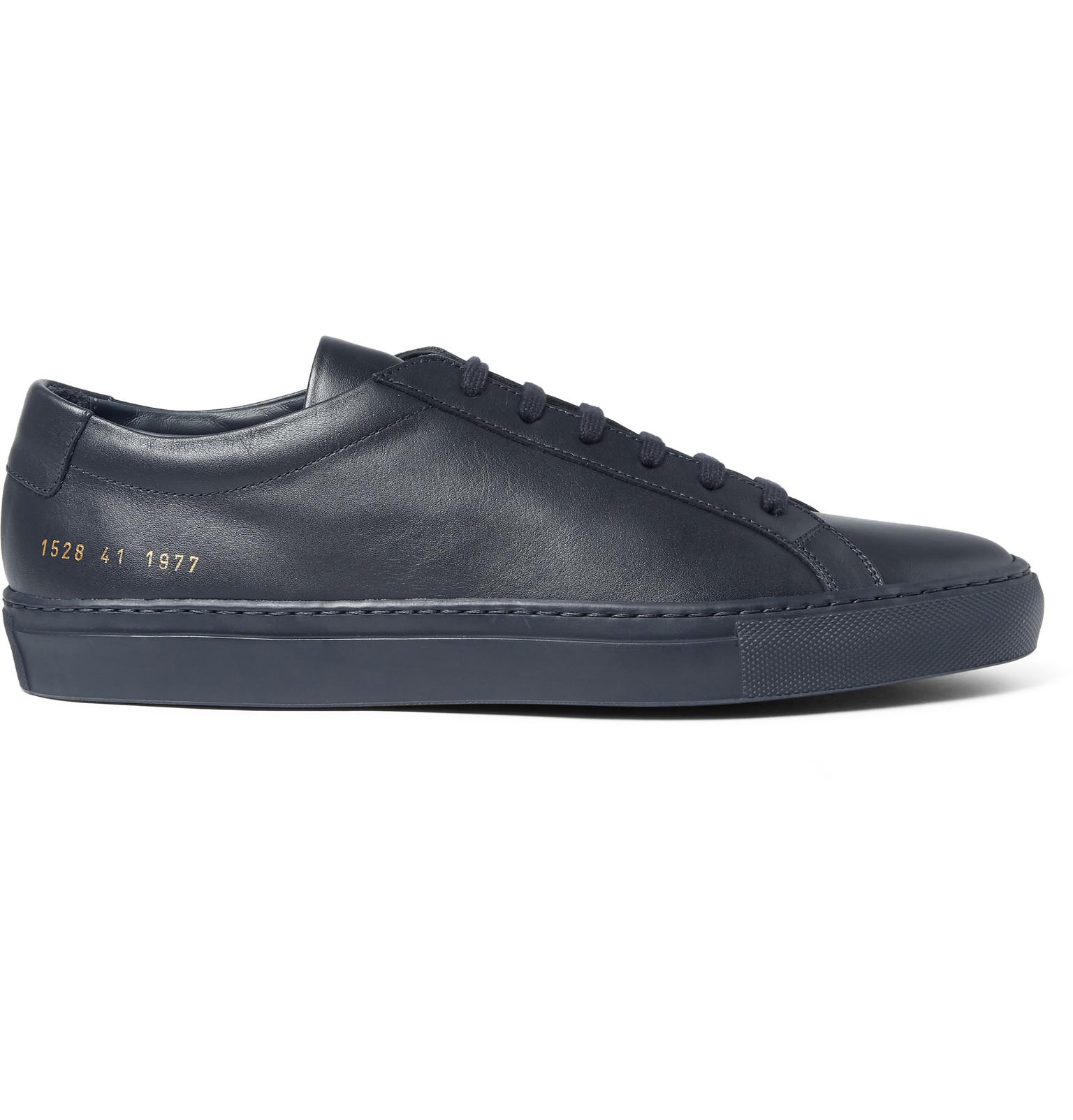 superior quality 2df3c 00ce0 Common ProjectsOriginal Achilles Leather Sneakers