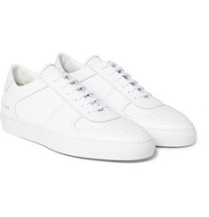 Common Projects - BBall Leather Sneakers
