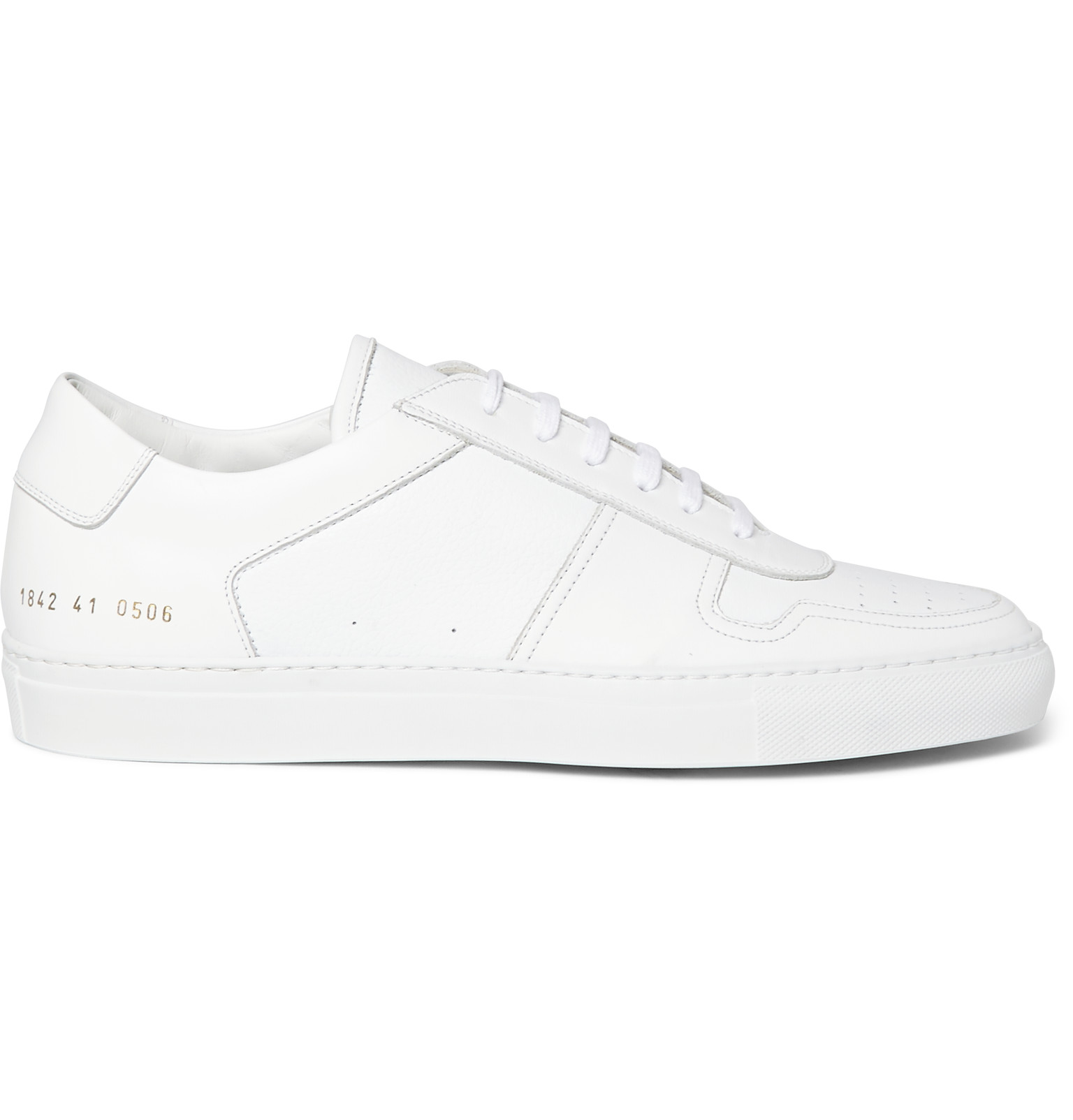 1c4238c2e59 Common Projects - BBall Leather Sneakers