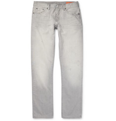 Jean Shop - Mick Slim-Fit Washed-Denim Jeans