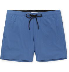 Onia - Calder Long-Length Stretch-Shell Swim Shorts
