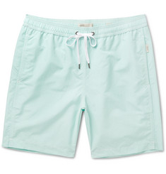 Onia Charles Mid-Length Shell Swim Shorts