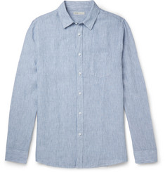 Onia - Abe Striped Linen Shirt