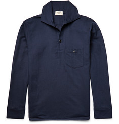 Everest Isles - Woven Polo Shirt