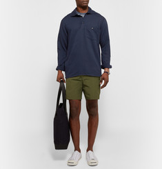 Everest Isles Woven Polo Shirt
