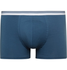Zimmerli - Stretch-Cotton Boxer Briefs