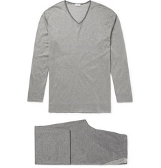 Zimmerli Cotton-Jersey Pyjamas