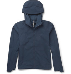 Arc'teryx Veilance - Isogon Slim-Fit Hooded Cotton-Blend Shell Jacket