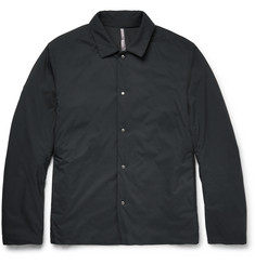 Arc'teryx Veilance Quoin Slim-Fit Padded Shell Coach Jacket