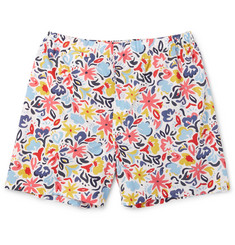 Sleepy Jones - Jasper Printed Cotton Boxer Shorts