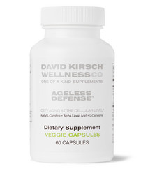 David Kirsch Wellness Co. Ageless Defense®