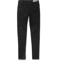 Rag & bone - One Skinny-Fit Selvedge Denim Jeans