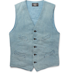 RRL - Cotton and Linen Waistcoat