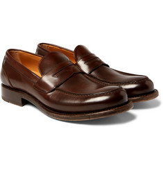 O'Keeffe - Cambridge Polished-Leather Loafers