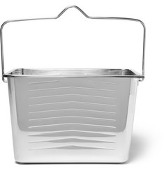 Mirrored Stainless Steel Champagne Bucket