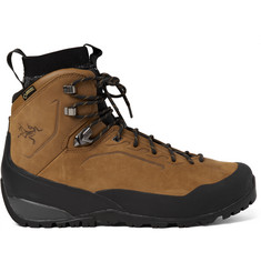 Arc'teryx Bora GTX Waterproof Nubuck Hiking Boots