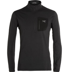 Arc'teryx Rho LTW Stretch-Jersey Base Layer