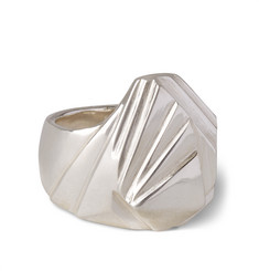 James Tanner - Sterling Silver Signet Ring