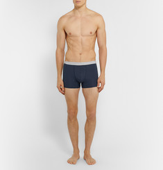 Hanro - Two-Pack Stretch-Cotton Boxer Briefs