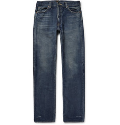 Chimala - Washed Selvedge Denim Jeans