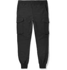Todd Snyder + Champion - Slim-Fit Cotton-Jersey Cargo Sweatpants