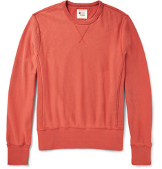 Todd Snyder + Champion - Loopback Cotton-Jersey Sweatshirt