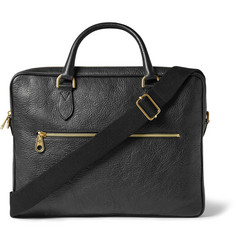 Mulberry Heathcliffe Full-Grain Leather Briefcase