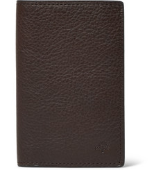 Mulberry Leather Bifold Cardholder