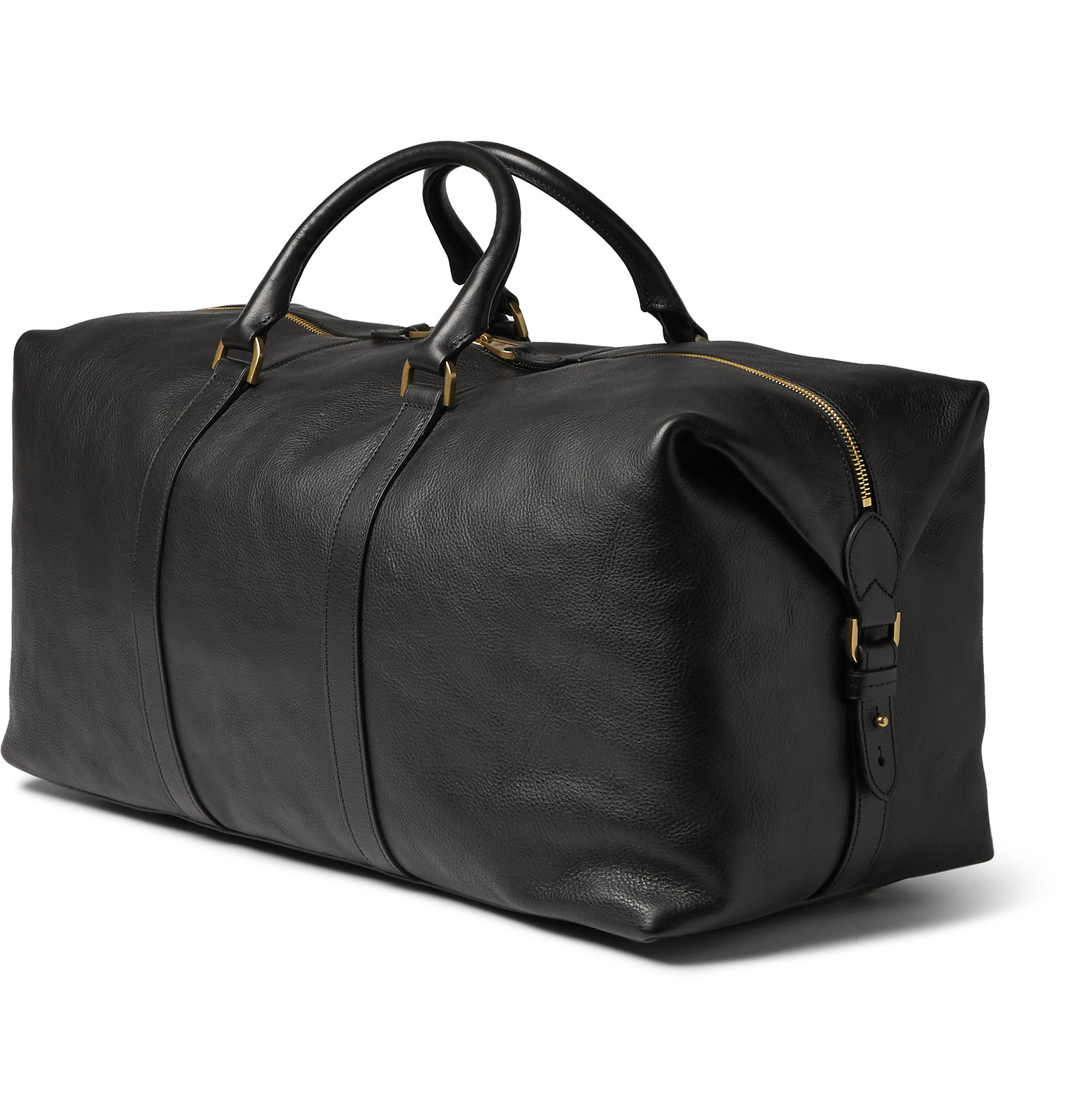 Mulberry - Medium Clipper Leather Holdall 002d11294f