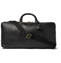 Mulberry - Medium Clipper Leather Holdall