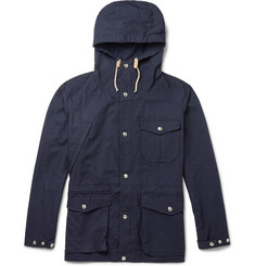 Battenwear Cotton-Ripstop Parka