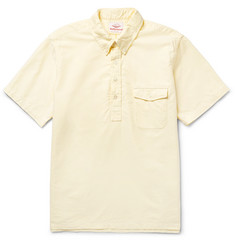 Battenwear - Button-Down Collar Cotton Oxford Shirt