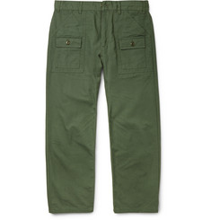 Battenwear Tapered Cotton-Ripstop Cargo Trousers