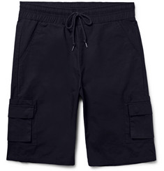 John Elliott Slim-Fit Cotton Cargo Shorts