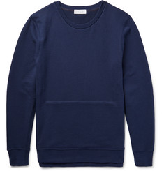 John Elliott Villain Loopback Cotton-Jersey Sweatshirt