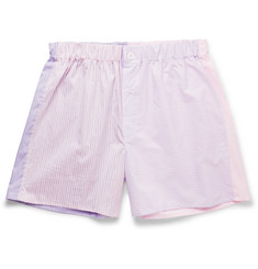 Emma Willis - Patchwork Cotton Boxer Shorts
