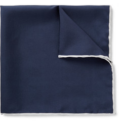 Emma Willis - Silk-Twill Pocket Square