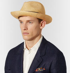 Lock & Co Hatters Napoli Sisal Hat