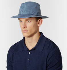 Lock & Co Hatters Capri Cotton Hat