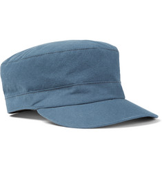 Lock & Co Hatters Cotton Engineer Cap
