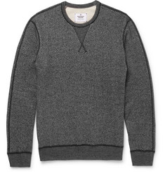 Reigning Champ - Loopback Cotton-Blend Jersey Sweatshirt